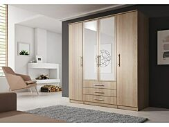 Armoire 4 portes Chantal