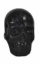 Objet déco mural tête de mort